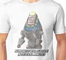 Fisto - Numbness Will Subside In Several Minutes Unisex T-Shirt