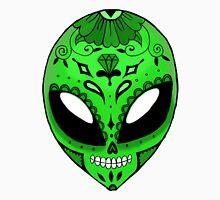 Alien Sugar Skull Unisex T-Shirt