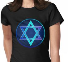 Powerful, Special Star Womens Fitted T-Shirt
