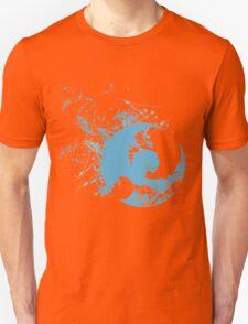 Pokemon Moon Logo - Spray Unisex T-Shirt