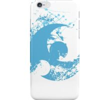 Pokemon Moon Logo - Spray iPhone Case/Skin