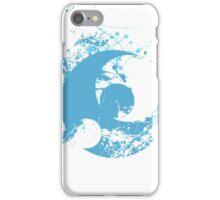 Pokemon Moon Logo - Spray iPhone Case/Skin