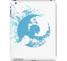 Pokemon Moon Logo - Spray iPad Case/Skin