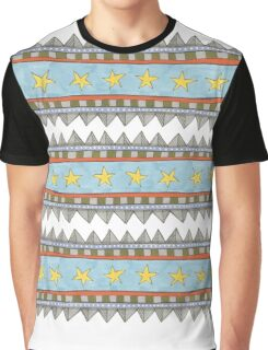 star stripes Graphic T-Shirt