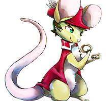 Sparks Mouse by Vulli