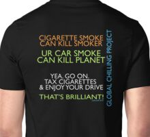 Human Greed or Greedy Humans Unisex T-Shirt