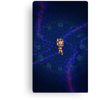 Chrono Trigger (No Logo) Canvas Print