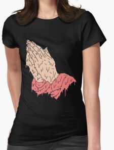 6 god drippy Womens Fitted T-Shirt