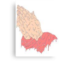 6 god drippy Canvas Print