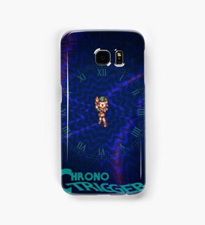Chrono Trigger (Logo) Samsung Galaxy Case/Skin