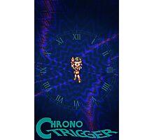 Chrono Trigger (Logo) Photographic Print