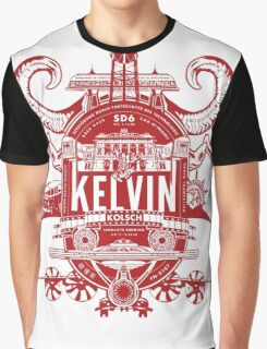 Kelvin Kolsch Graphic T-Shirt
