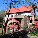Old Mill of Guilford by virginian