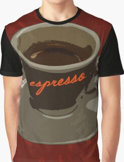 Espresso Graphic T-Shirt