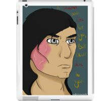 A Hound Will Die For You iPad Case/Skin