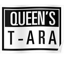 Queens T-ARA Poster