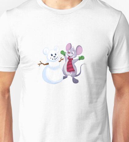 Snow Mouse T-Shirt