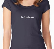 Culveyhouse Pride Shirt Women's Fitted Scoop T-Shirt
