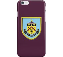 Burnley FC Badge - BPL iPhone Case/Skin