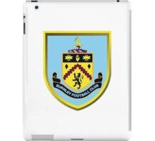 Burnley FC Badge - BPL iPad Case/Skin