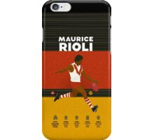 Maurice Rioli - South Fremantle iPhone Case/Skin