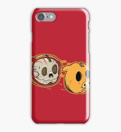 LAYER PIGGY iPhone Case/Skin
