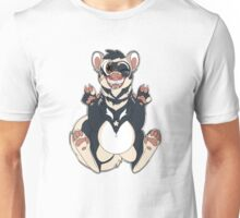 peppy ferret Unisex T-Shirt