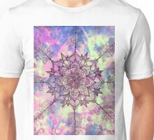 Galaxy Tree Mandala Unisex T-Shirt