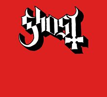 Ghost Band Title Logo Unisex T-Shirt