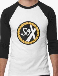 sox chance the rapper Men's Baseball ¾ T-Shirt