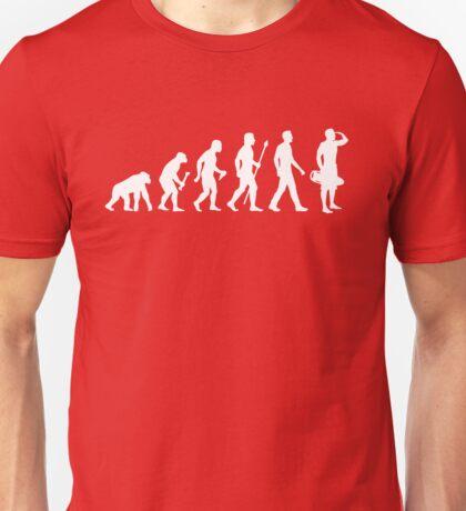 Funny Lifeguard Evolution T Shirt Unisex T-Shirt
