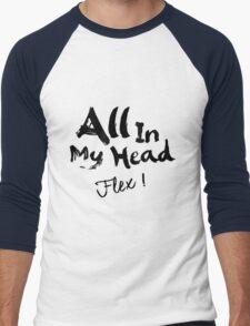 Fifth Harmony - AIMH ( Black Text ) Men's Baseball ¾ T-Shirt