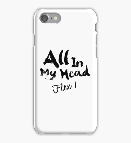 Fifth Harmony - AIMH ( Black Text ) iPhone Case/Skin