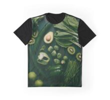 Green food Graphic T-Shirt