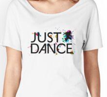 Just Dance Women's Relaxed Fit T-Shirt
