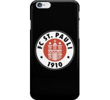 St pauli Logo iPhone Case/Skin