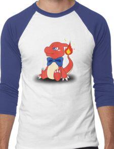 Charming Charmeleon Men's Baseball ¾ T-Shirt