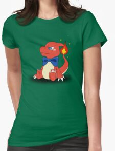 Charming Charmeleon Womens Fitted T-Shirt
