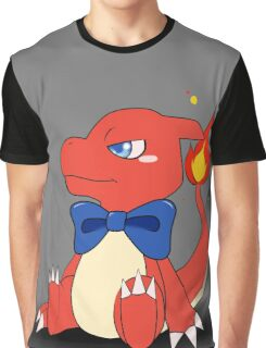 Charming Charmeleon Graphic T-Shirt