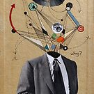 the man who questioned everything by Loui  Jover