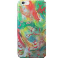 Chaos Two-Step iPhone Case/Skin