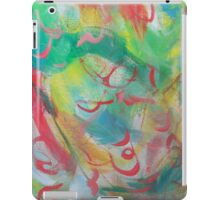 Chaos Two-Step iPad Case/Skin