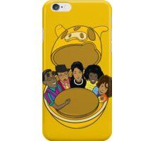Golden Piggy - A Different world iPhone Case/Skin