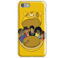 Golden Piggy - A Different world iPhone Case/Skin
