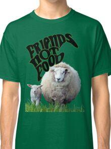 Vegan Victor - Friends Not Food Classic T-Shirt
