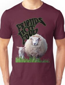 Vegan Victor - Friends Not Food Unisex T-Shirt