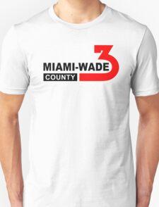Miami Wade County  Unisex T-Shirt