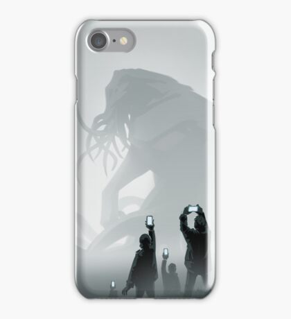 The End lol iPhone Case/Skin