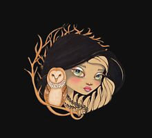 Keeper of the Woods Womens Fitted T-Shirt