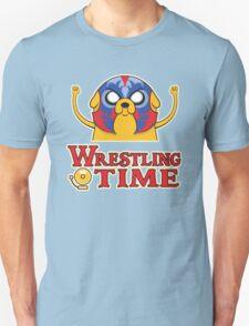 Wrestling Time Unisex T-Shirt